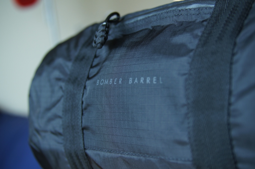 Explore and experience for Bomber bag review